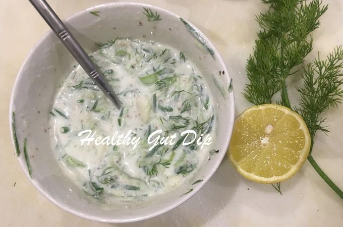 Healthy Gut Dip