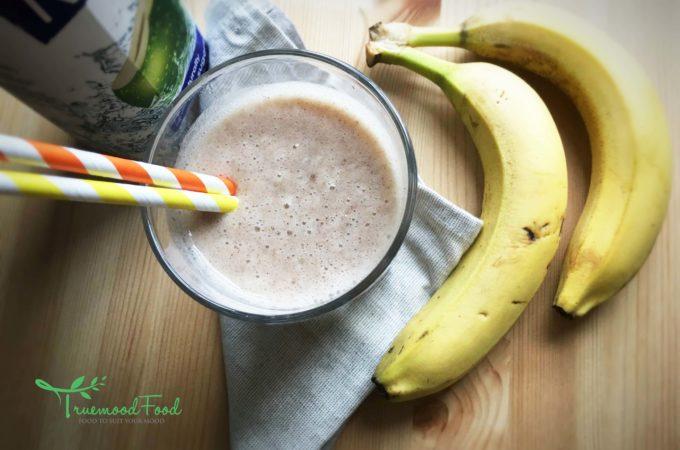 Coconut Banana Energy Drink