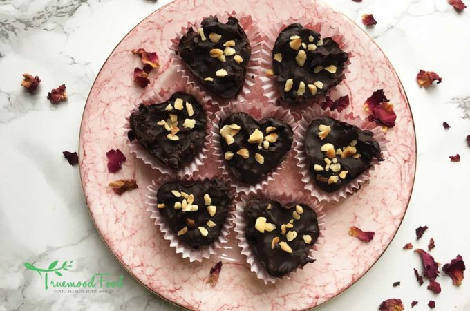 Homemade Fruit and Nut Chocolates