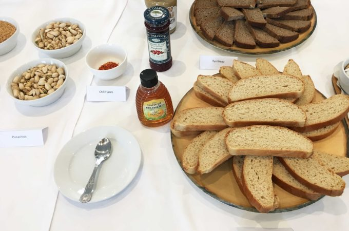 Ommaroo Hotel Healthy Breakfast Choices Event