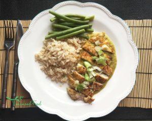 Nrgizepilates katsuchicken-300x239 Healthier Katsu Chicken Japanese chicken recipe healthy chicken recipe healthier Katsu Chicken chicken with avocado